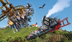Tripsdrill – der Erlebnispark bei Stuttgart für Groß und Klein
