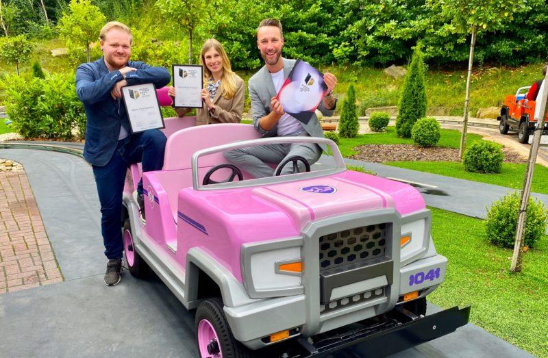 Movie Park Germany Kirchhellen herausragende Marke im Bereich Tourismus